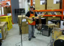 James Anthony at Home Depot