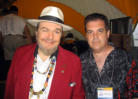 James Anthony and Dr. John