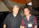 James Anthony and Ricky Skaggs