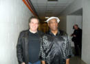 James Anthony and Buddy Guy