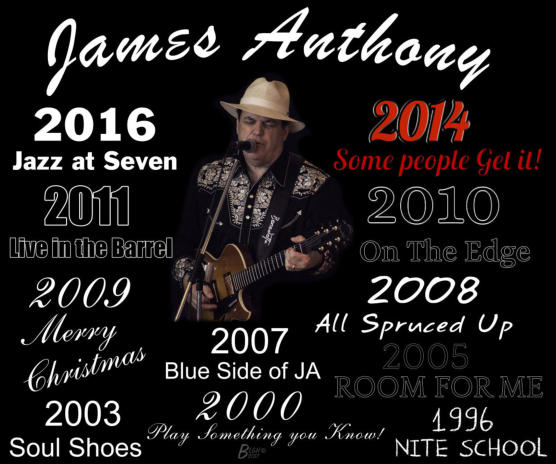 James Anthony Albums