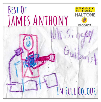 Best of James Anthony in FULL COLOUR